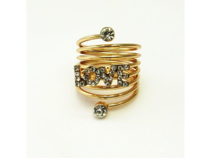 BPK0134 prsten love s kaminky