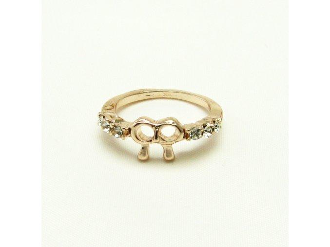 BPK0142 prsten maslickou a kaminky