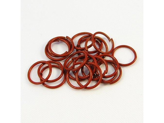 KSK0002A spojovaci krouzek cerveny