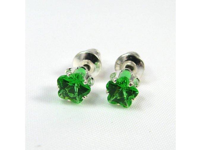 BNC0026A zelene kyticky