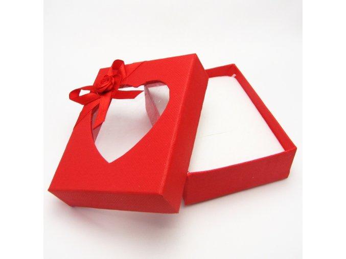 OSK0013A darkova krabicka cervena