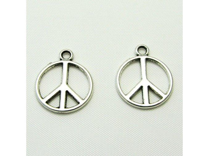 KPC0153 privesek peace