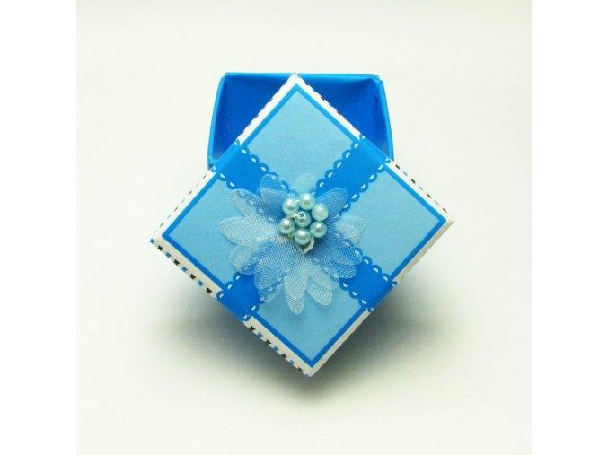 OSK0021C darkova krabicka modra