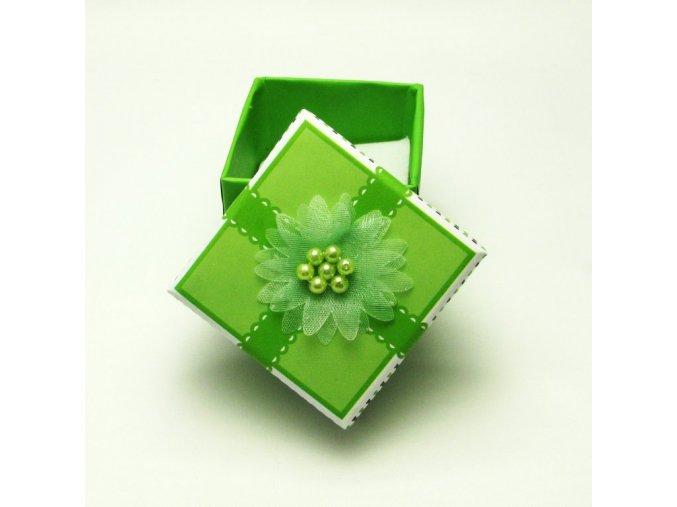 OSK0021D darkova krabicka zelena