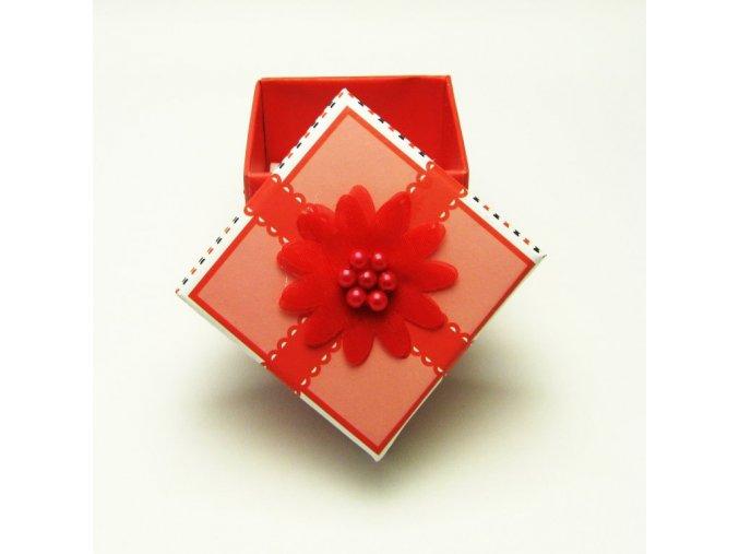 OSK0021F darkova krabicka cervena