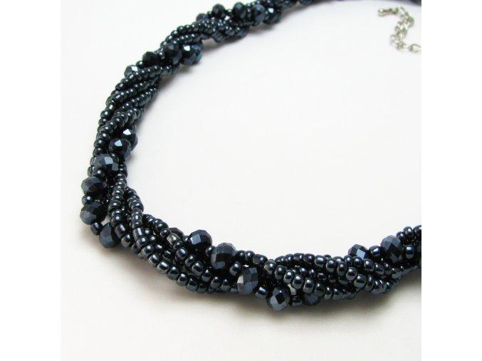 Motaný náhrdelník