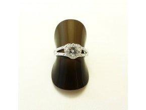 BPK0188 prsten srdicko s kaminkem