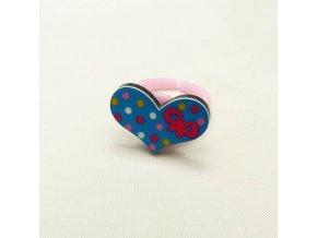 BPD0093 detsky prsten srdicko