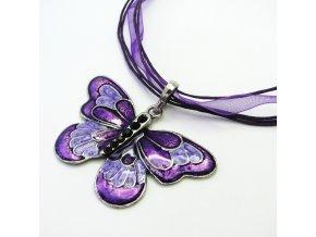 BHS0038 nahrdelnik fialovy motyl