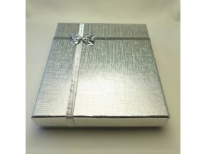 OSK0029 darkova krabicka stribrna