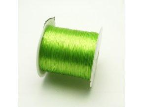 NPR0003G silikonova pruzenka zelena