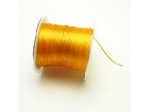 NPR0003J silikonova pruzenka oranzova