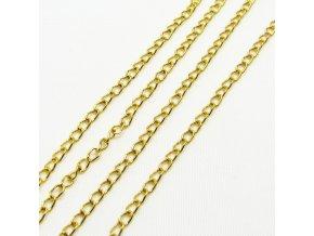 NRE0006 retizek prodluzovaci zlaty