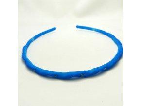 BVC0119A celenka s kamínky modra
