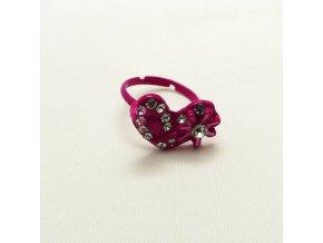 BPD0145 detsky prsten srdicko