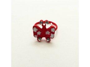 BPD0147 detsky prsten motylek