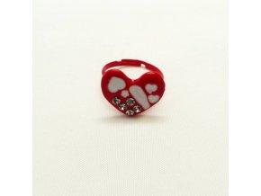 BPD0148 detsky prsten srdicko