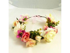 BVC0129 celenka s kvety