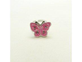 BPD0153 detsky prsten motylek