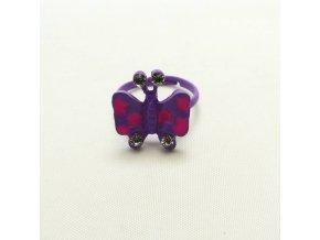 BPD0165 prstynek motylek