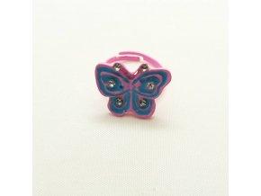 BPD0170 prstynek motylek