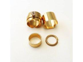 BPV0082 kovove prsteny