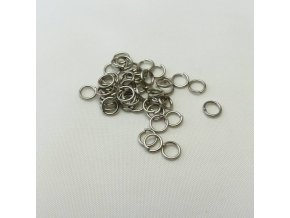 KSK0004B spojovaci krouzek platinovy