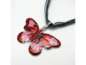 BHS0100 nahrdelnik cerveny motyl
