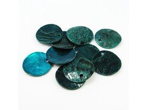 RPP0001B prirodni perlet tyrkysova