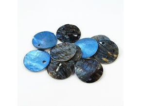 RPP0001C prirodni perlet modra