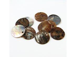 RPP0001E prirodni perlet sedohneda