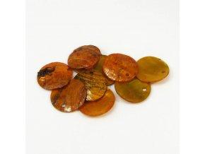 RPP0001M prirodni perlet oranzova