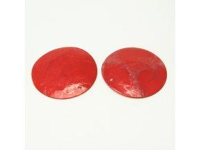 RPP0006D prirodni perlet cervena