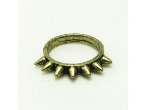 BPV0032 mosazny prsten