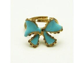 BPV0044 zlaty prsten s maslickou