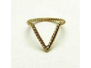 BPV0073 kovovy prsten