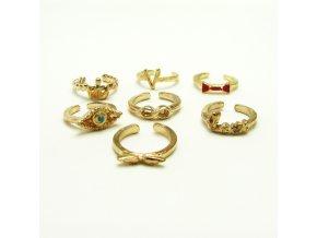 BPV0075 kovove prsteny