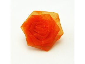 Květinka, brož, 30mm