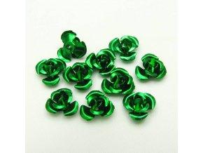 RHL0001G hlinikove ruzicky zelene