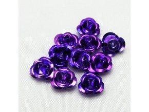 RHL0003B hlinikove ruzicky fialove