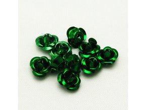 RHL0003C hlinikove ruzicky zelene