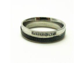 BPK0096 ocelovy prsten s kaminky