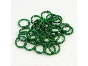 KSK0001B spojovaci krouzek zeleny