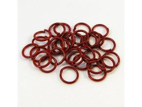 KSK0001C spojovaci krouzek cerveny