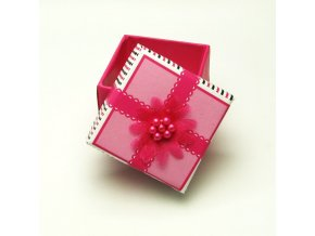 OSK0021A darkova krabicka ruzova