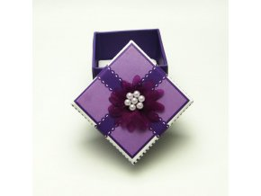 OSK0021E darkova krabicka fialova