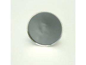 KOS0010 kovove luzko prstynek