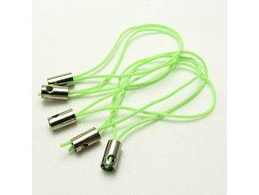 NPM0002E poutko snurka na mobil zelena