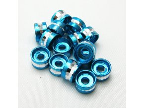 RHL0004C hlinikove rondelky modre