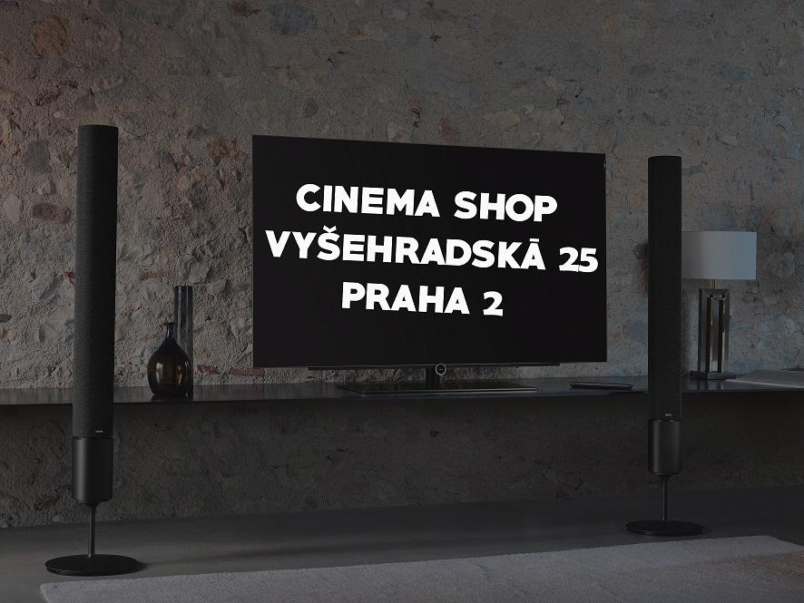 Naše studio v Praze